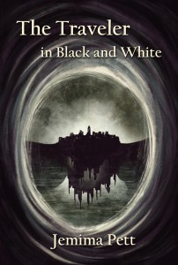 The Traveler in Black and White by Jemima Pett