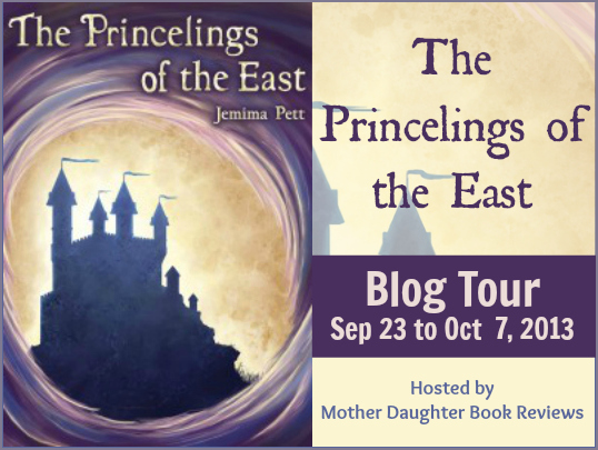 Princelings of the East Blog Tour