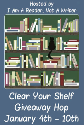 January Clear Your Shelf Giveaway!
