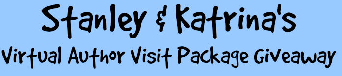 Special Guests for Children's Book Week: Stanley & Katrina's Pawsome Giveaway