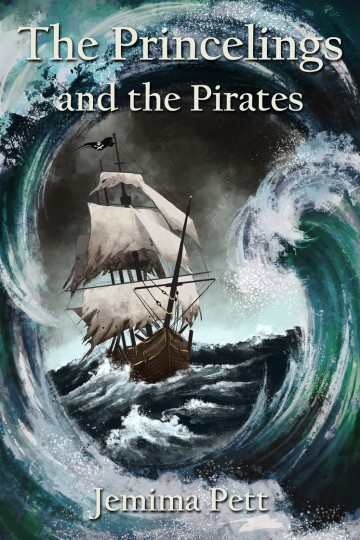 This weekend only! Princelings and the Pirates for 99c