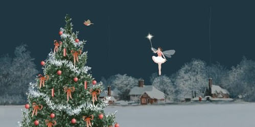 Yuletide Narrathon – The Twinkletree Fairy