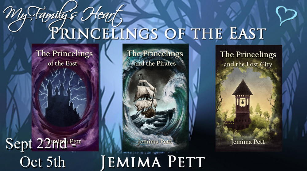 Princelings Paperbacks and my Blog  Tour sign-up