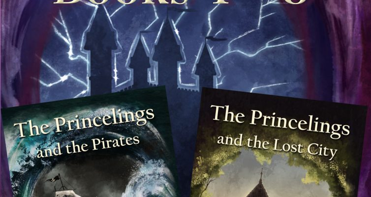 Princelings Box set no. 1 out today