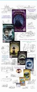 spiral of Princelings book covers