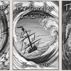 Princelings Book 9 is now underway!