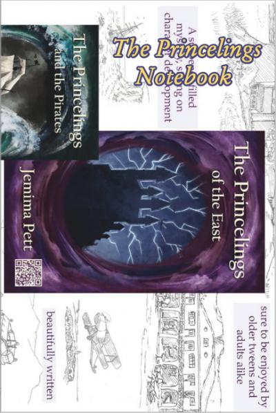 princelings notebook cover