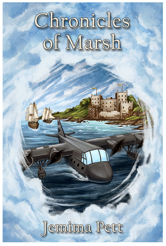 Chronicles of Marsh draft cover