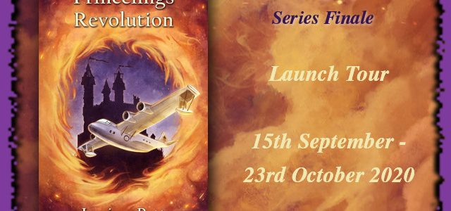 Princelings Revolution Launch Tour – starts today