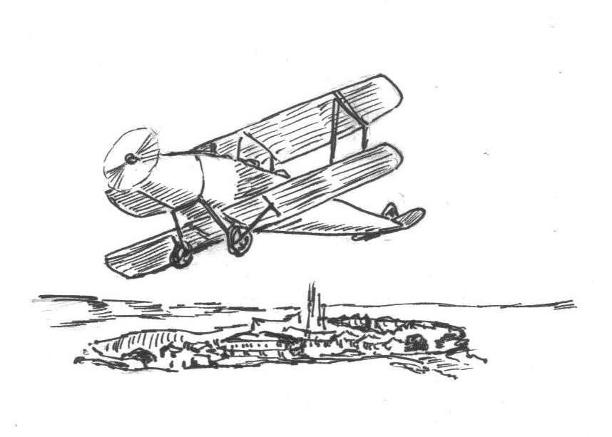 Lost City – chapter illustrations