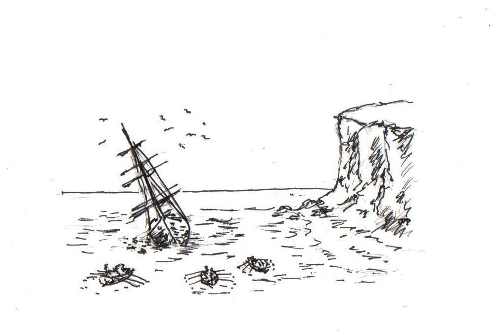 golden-guinea-aground