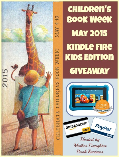 Kindle Fire Giveaway for CBW