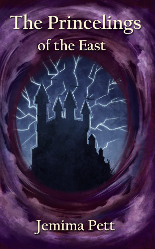 A GoodReads Giveaway for Princelings of the East